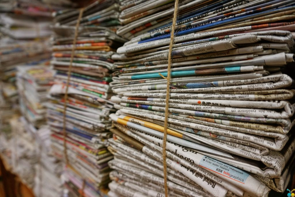 Surviving the decline of local papers